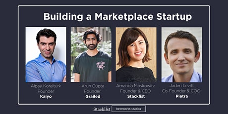 Building a Marketplace Startup  tickets