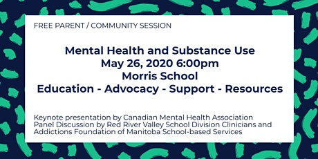Mental Health and Substance Use - Free Community Session tickets