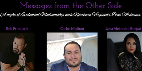 Messages from the Other Side-Evidential Mediumship tickets