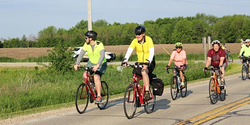 Kenosha County DairyAir Bike Ride
