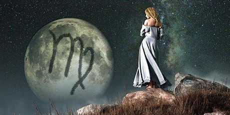Super Full Moon in Virgo Sound Healing & Meditation tickets