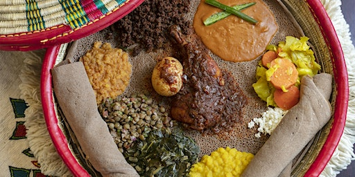 Fana's Three-Course Ethiopian Pop-up Dinner
