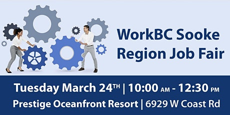 WorkBC Sooke Region Job Fair tickets