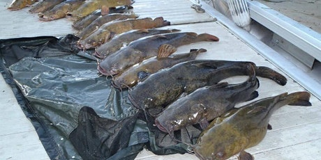 2020 FOW (Father Of Waters) Catfish Tournament tickets
