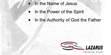 Emmanuel Church Bicester hosts Rosemary Phillips - Prayer Healing Course tickets