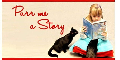 Purr Me a Story - July 2020 tickets