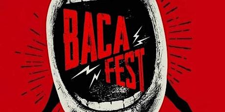 Bacafest Apresenta: Latexxx e AlBaca ingressos