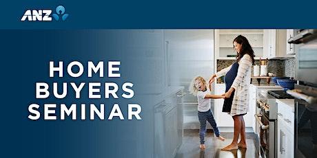 ANZ Home Buyer's Seminar, Pukekohe tickets