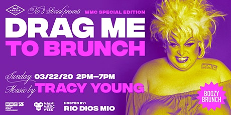 Drag Me To Brunch w/ Grammy Award Winner Tracy Young tickets