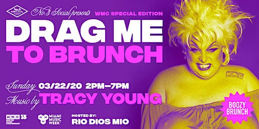 Drag Me To Brunch w/ Grammy Award Winner Tracy Young