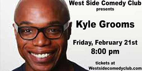 Kyle Grooms Headliner tickets
