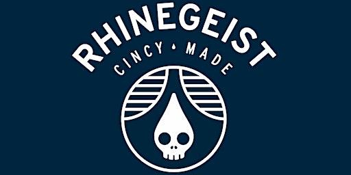 Rhinegeist Beer Dinner
