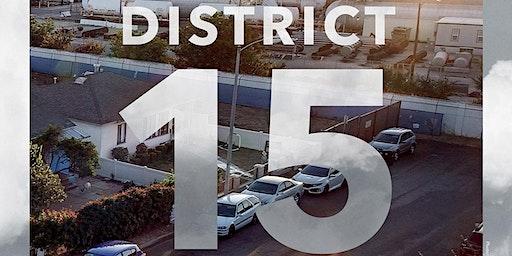 CBE and Patagonia present: District 15 Film Screening