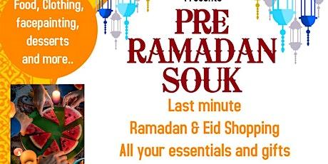 Pre Ramadan Souk tickets