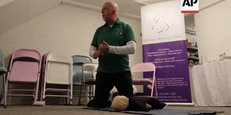 2-hour Paediatric First Aid for parents tickets