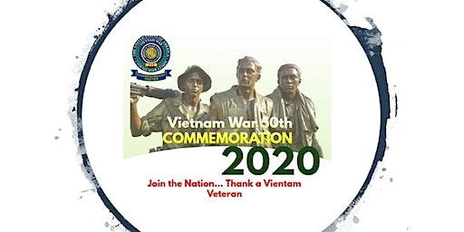 Vietnam War 50th Commemoration Cermony
