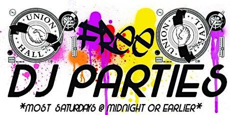 DJ PARTY tickets
