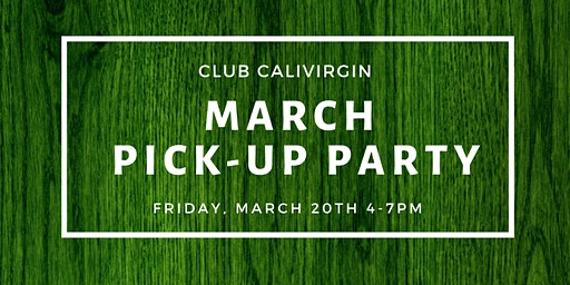 Club Member Pick-Up Party