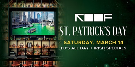 St. Patrick's Day on ROOF tickets