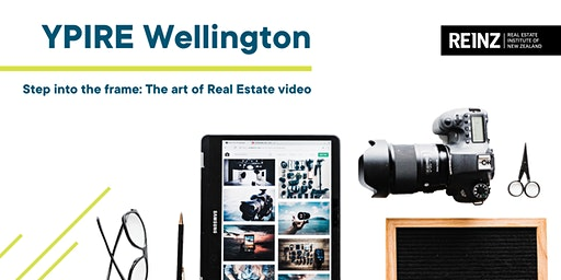 YPIRE Wellington | Step into the frame - the art of Real Estate video
