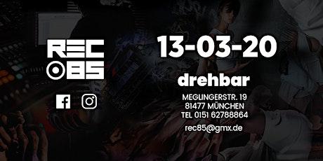 REC85 - Event Tickets