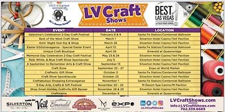 Craftabulous Shopping Extravaganza tickets