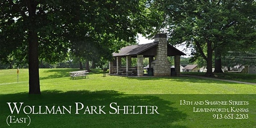 Park Shelter at Wollman East - Dates in February and March