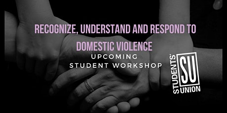 REAL talk:  Domestic Violence Workshop tickets