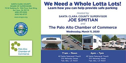 Safe Parking Community Meeting