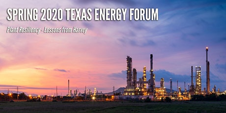 Spring 2020 Texas Energy Forum tickets