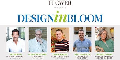 Design in Bloom Houston tickets