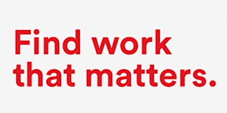 Find Work That Matters (Panel with General Assembly) tickets