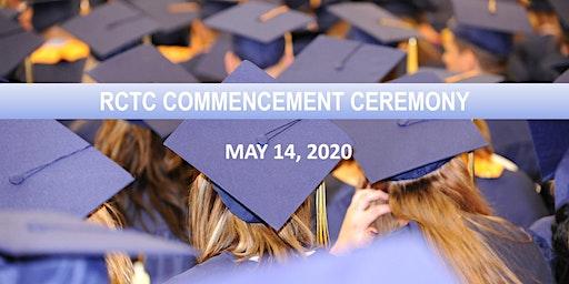 RCTC Commencement Ceremony 2020