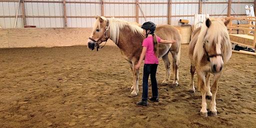 Spring Break Hooked on Horses