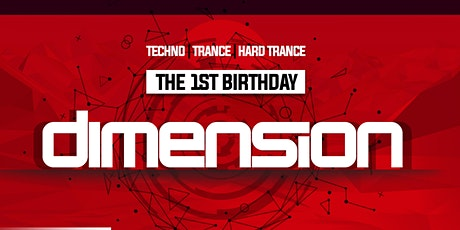 Dimension - The 1st Birthday tickets