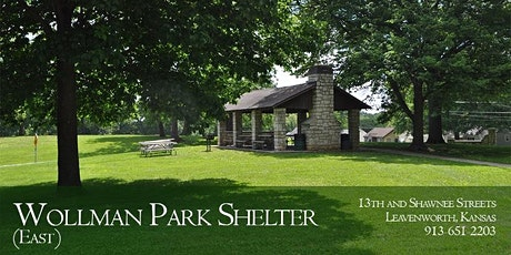 Park Shelter at Wollman East - Dates in April through June tickets