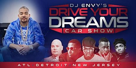 DJ Envy's Drive Your Dreams Car Show [DETROIT] tickets