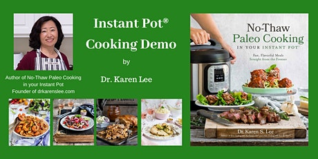 No-Thaw Instant Pot Cooking Demo tickets