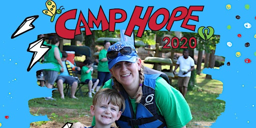 2020 FAMILY DAY Camp HOPE hosted by Shepherd's Cove Hospice