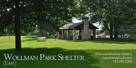 Park Shelter at Wollman East - Dates in July through September tickets