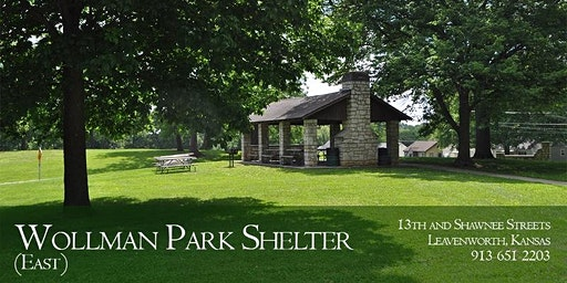 Park Shelter at Wollman East - Dates in July through September
