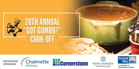 20th Annual Got Gumbo Cook-Off tickets