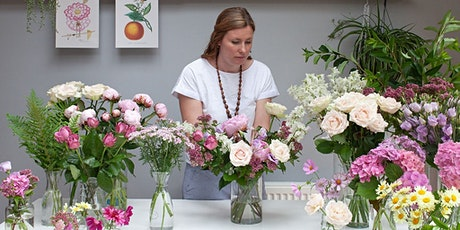 Beginners Floristry Workshop - Floral Skills tickets