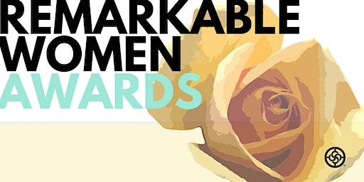 Remarkable Women Awards - Women Making History