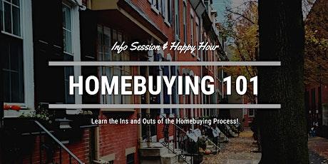Homebuying 101 tickets