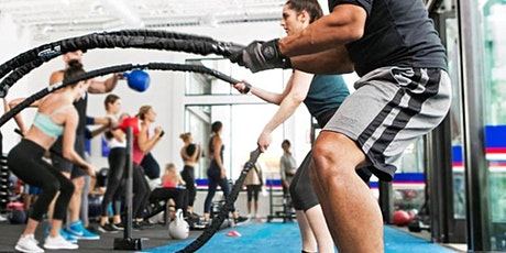 FREE class at F45 at The Domain | presented by the Young Alumni Committee tickets