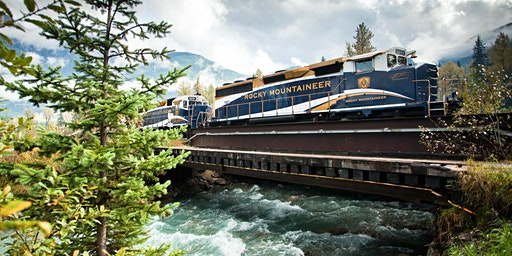 Rocky Mountaineer & Holland America Free Customer Info Sessions