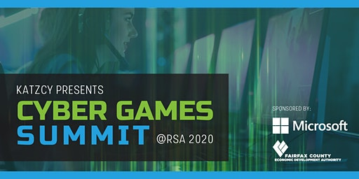 Cyber Games Summit @RSA Conference 2020
