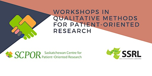 Workshops in Qualitative Methods for Patient-Oriented Research - March 12