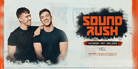 SOUND RUSH [FREE w. RSVP] tickets